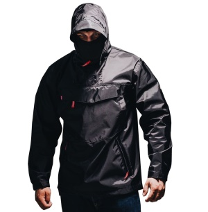 PG Wear Full Face Jacke Thunder