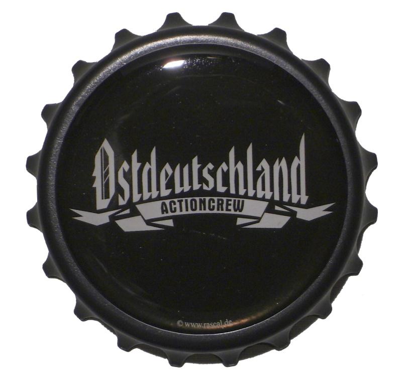 Flaschen�ffner Ostdeutschland Actioncrew