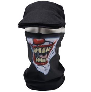 Multifunktions Tuch Clown III