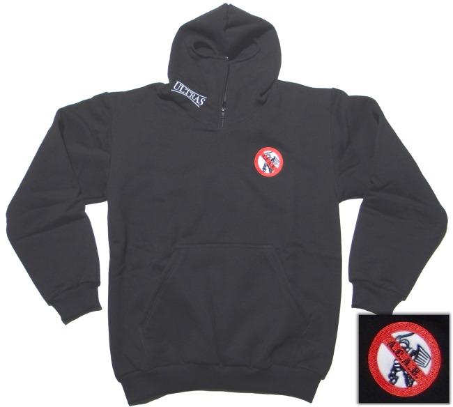 Ninja ACAB Hoodedsweat