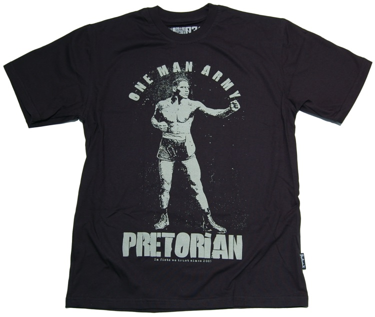 Pretorian T-Shirt One Man Army
