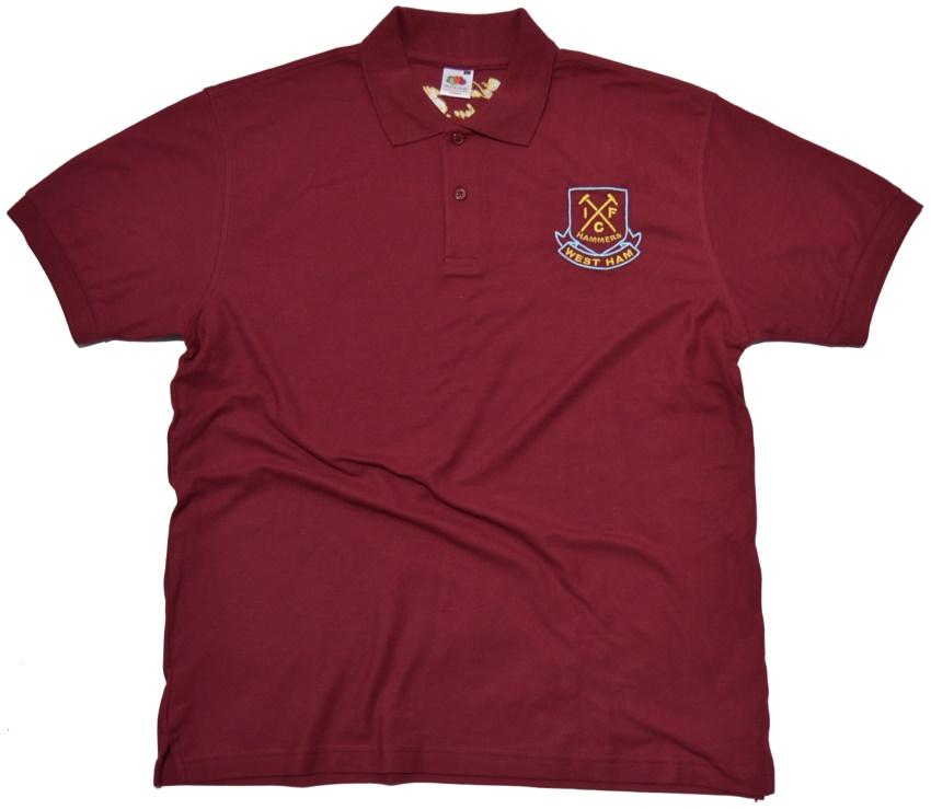 Poloshirt West Ham