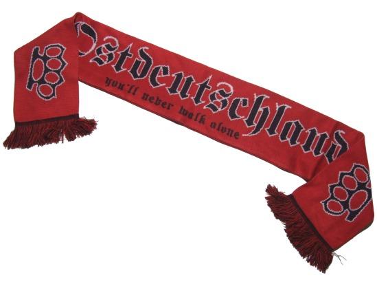 Schal Ostdeutschland you ll never...