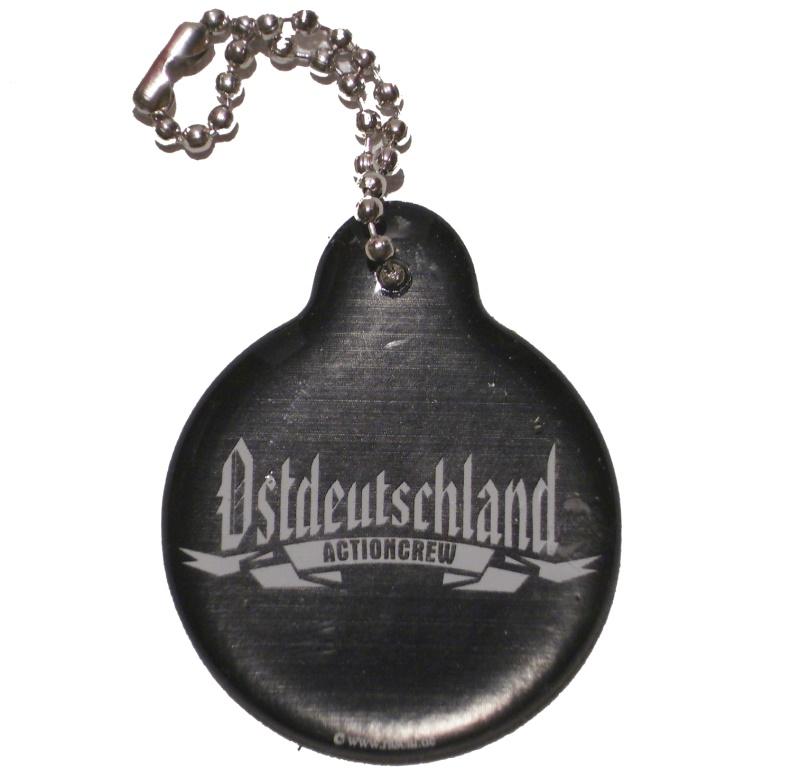 Schlüsselanhänger Ostdeutschland Actioncrew