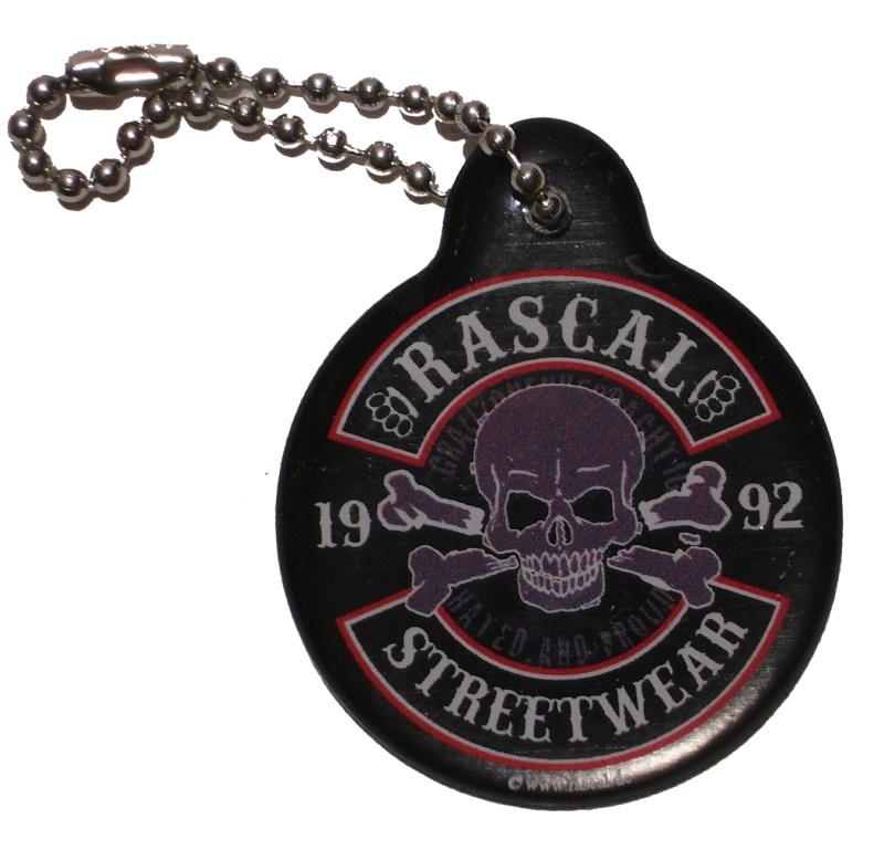 Schlüsselanhänger Rascal Streetwear 1992