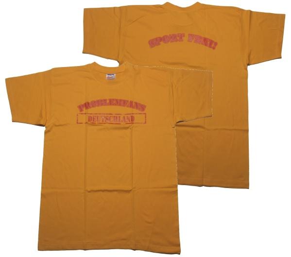 T-Shirt Problemfans Deutschland