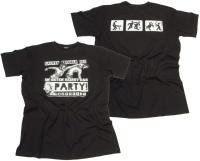 T-Shirt Im Osten heißt das Party