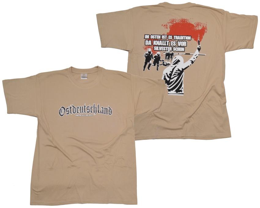T-Shirt Im Osten ist es Tradition