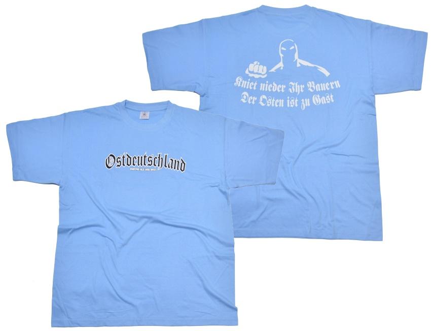 T-Shirt Kniet nieder Ihr Bauern I