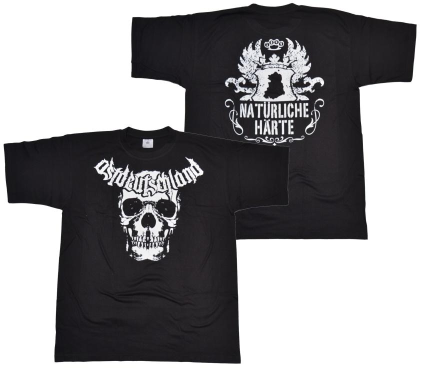 T-Shirt Nat�rliche H�rte