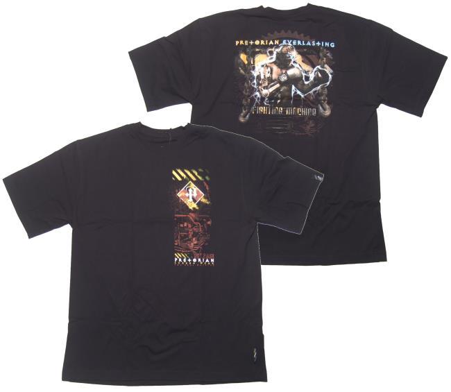 Pretorian T-Shirt For Real Mashine