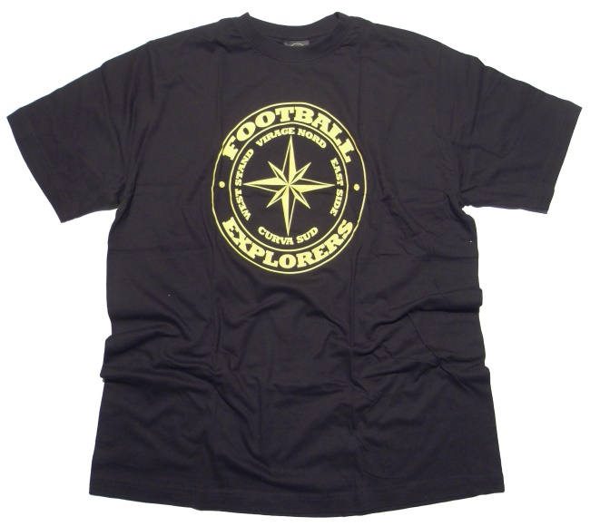 T-Shirt Ultras Football Explorers