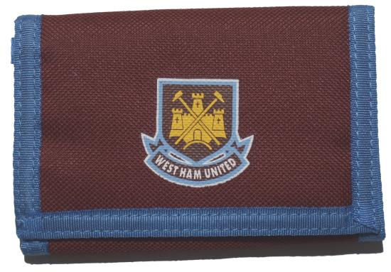 Geldb�rse West Ham United