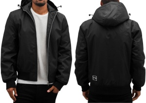 Dangerous DNGRS Winterjacke Hooded Jacket
