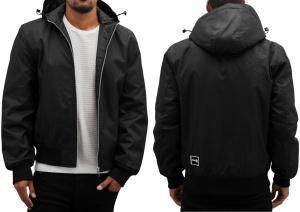 Dangerous DNGRS Winterjacke Hooded Jacket
