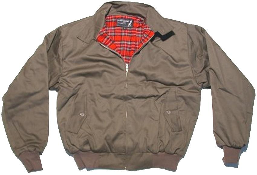Harrington Style Jacke England Style