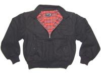Winterharrington Jacke Wollharrington Style Jacke