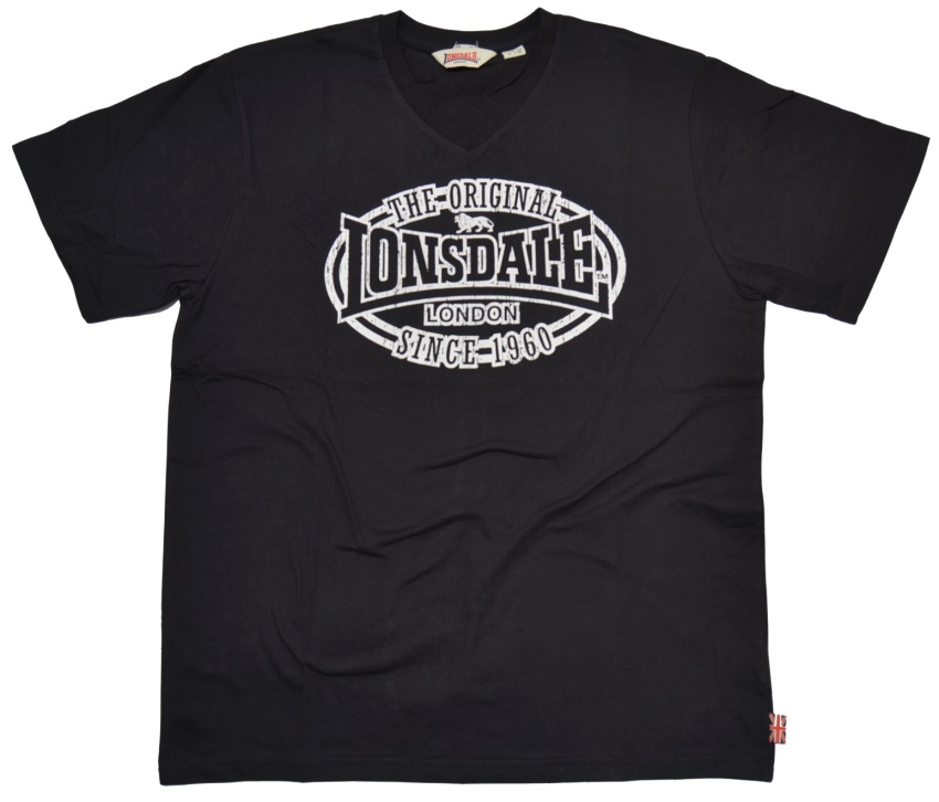 Lonsdale London T-Shirt Milhouse V-Neck