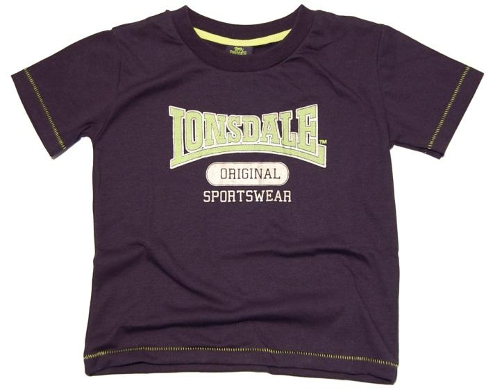 Lonsdale England Kinder T-Shirt