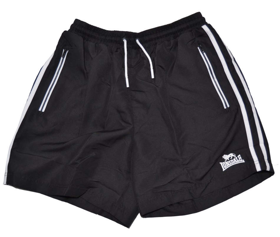 Lonsdale England Bade- / Freizeit Short Two Stripe