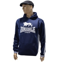 Lonsdale England Kapuzensweatshirt 2 Stripe