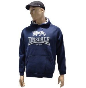 Orginal Lonsdale London Kapuzensweatshirt Lion Classic Logo