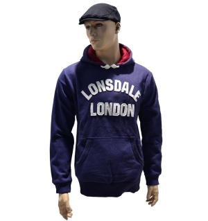 Lonsdale London Kapuzensweatshirt