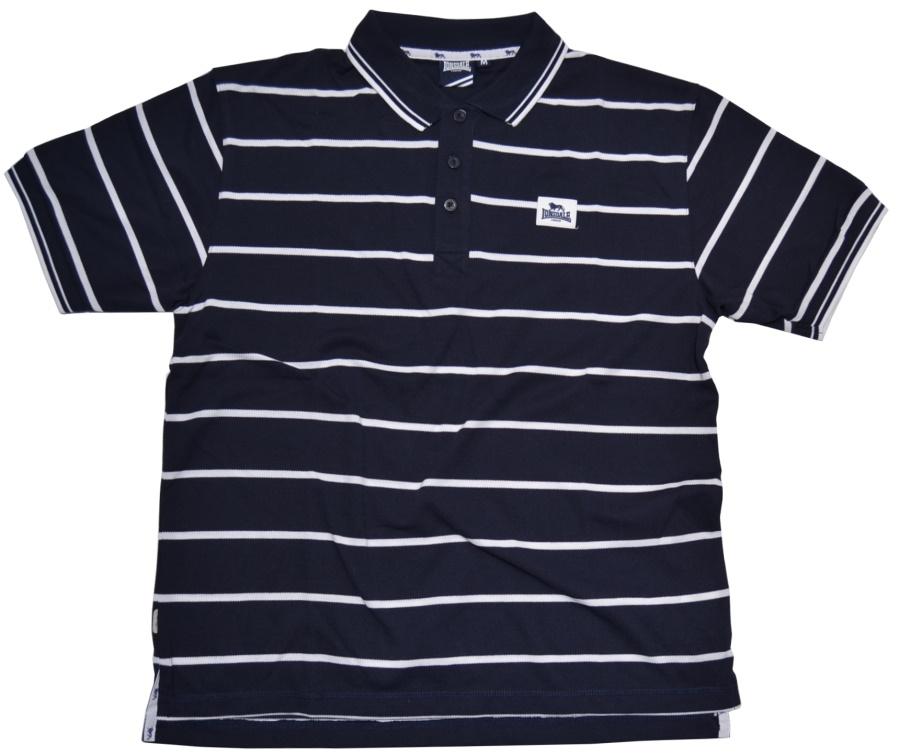 Lonsdale England Polo-Shirt Stripe