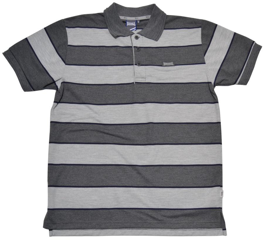 Lonsdale England Polo-Shirt 3 Block Stripe