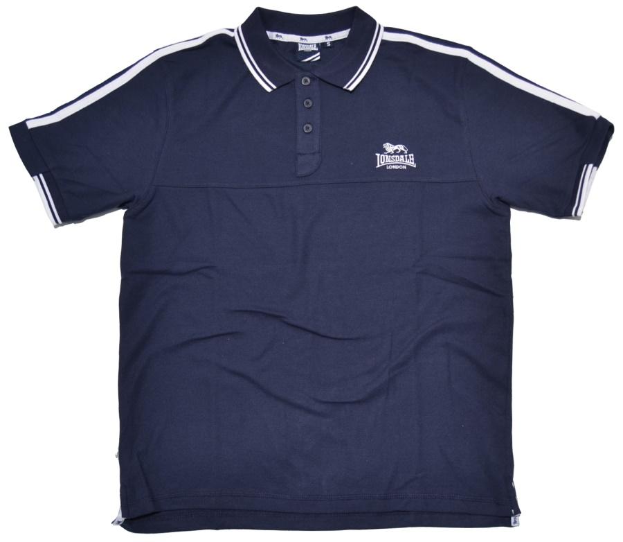 Lonsdale England Polo-Shirt 2 Stripe