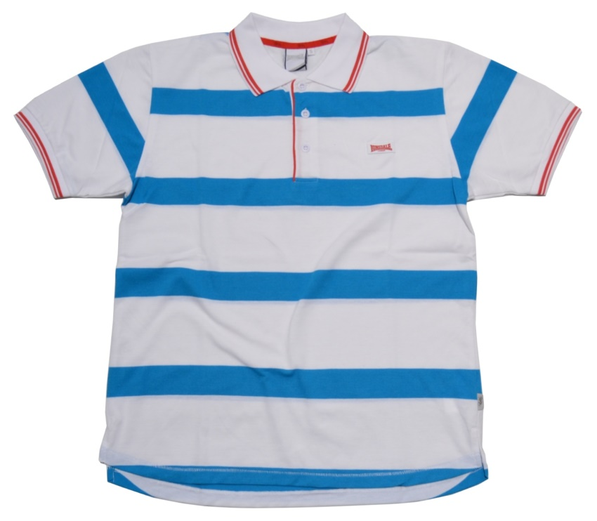 Lonsdale England Polo-Shirt 2 Block Stripe