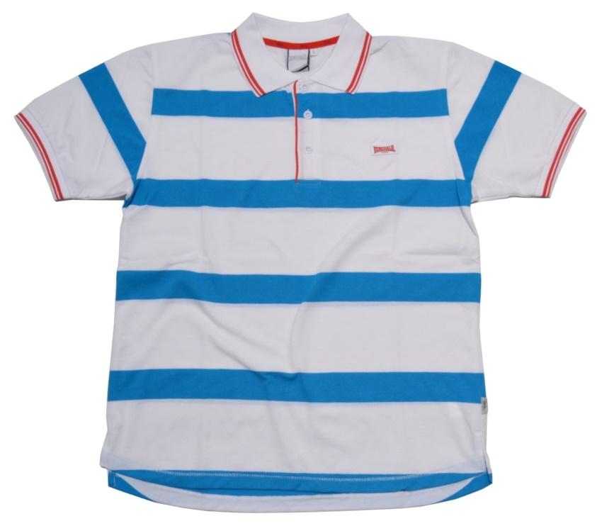Lonsdale England Polo-Shirt 2 Block Stripe