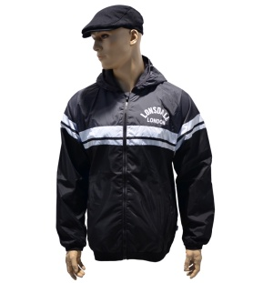 Lonsdale London Wind-Regenjacke Retro