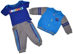 Lonsdale London Baby Set