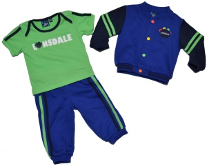 Orginal Lonsdale London Baby Set