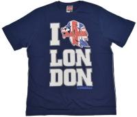 Lonsdale London T-Shirt Union Jack Lion