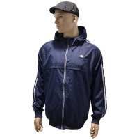 Lonsdale London Trainingsjacke mit Kapuze