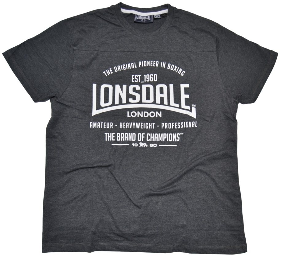 Lonsdale England T-Shirt Brand of Champions