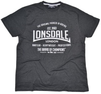 Lonsdale London T-Shirt Brand of Champions