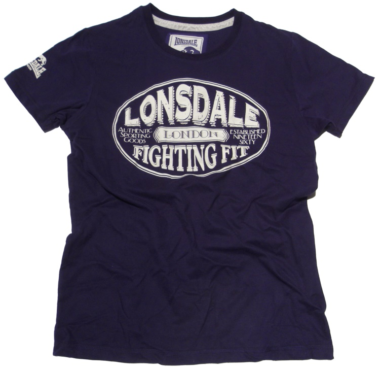 Lonsdale England T-Shirt Fighting Fit