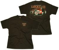 Lucky 13 T-Shirt Adrian