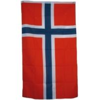 Fahne Norwegen / Norge