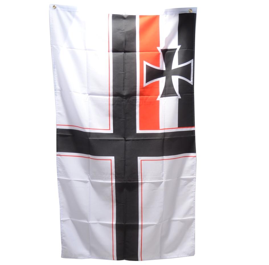Fahne Deutsches Reich / Reichskriegsflagge