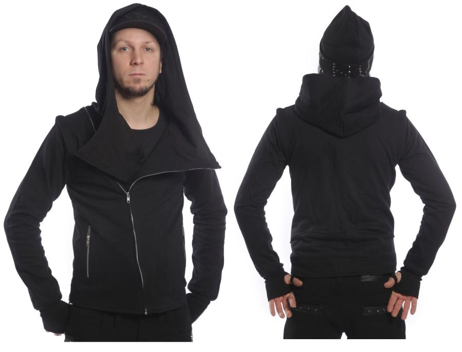 Männer Hoodie Run for Life