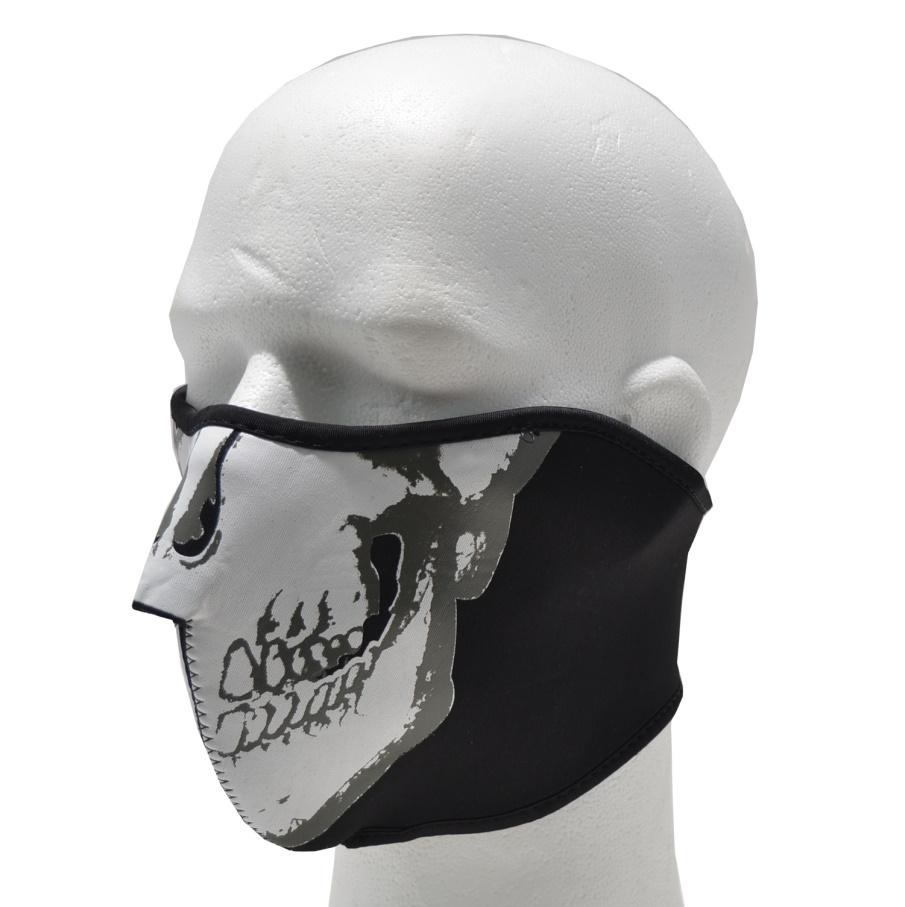 Gesichtsschutz/Maske Skull