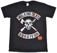 T-Shirt The Walking Dead Survivor