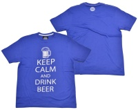 Obscene Clothing T-Shirt Keep Calm...