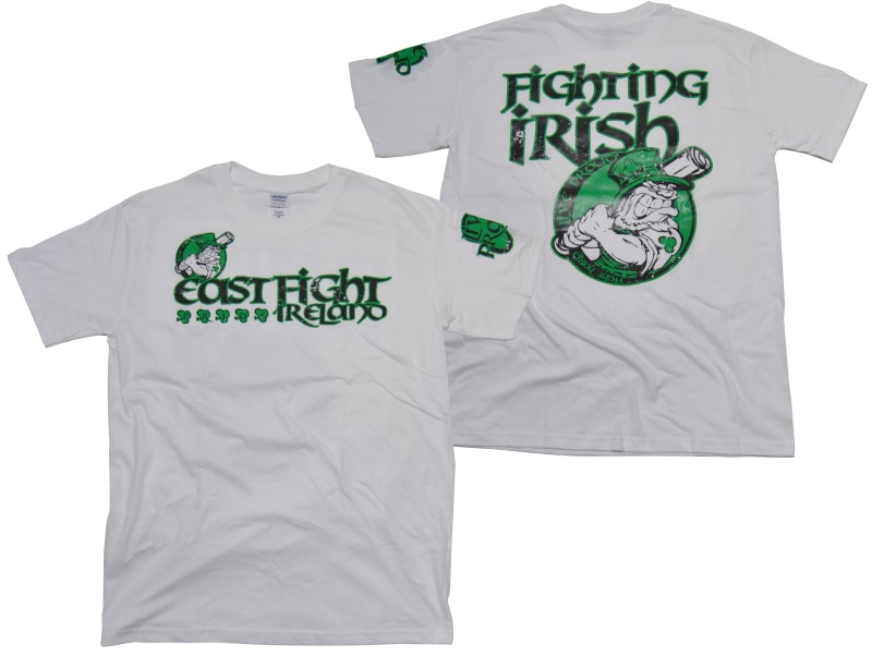 Eastfight T-Shirt Fighting Irish