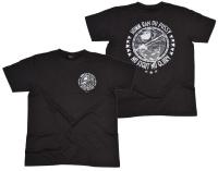 T-Shirt Komm ran Du Pussy