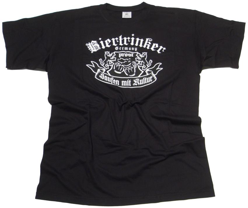 T-Shirt Biertrinker Germany
